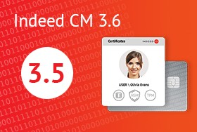 Indeed Certificate manager 3.5